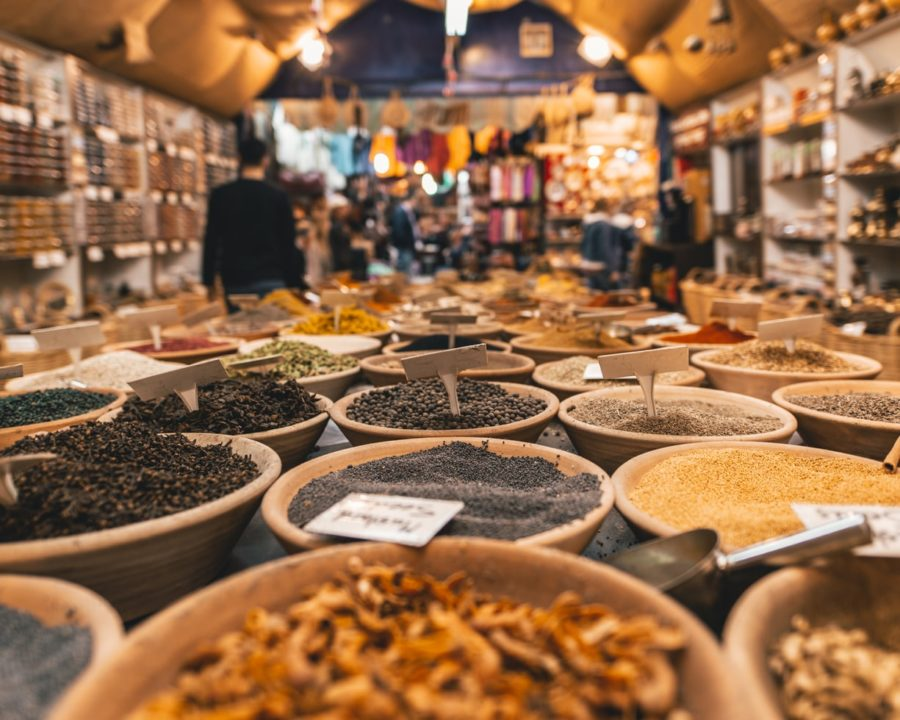 Francia fűszerek, melyek a francia parfümöktől sincsenek távol